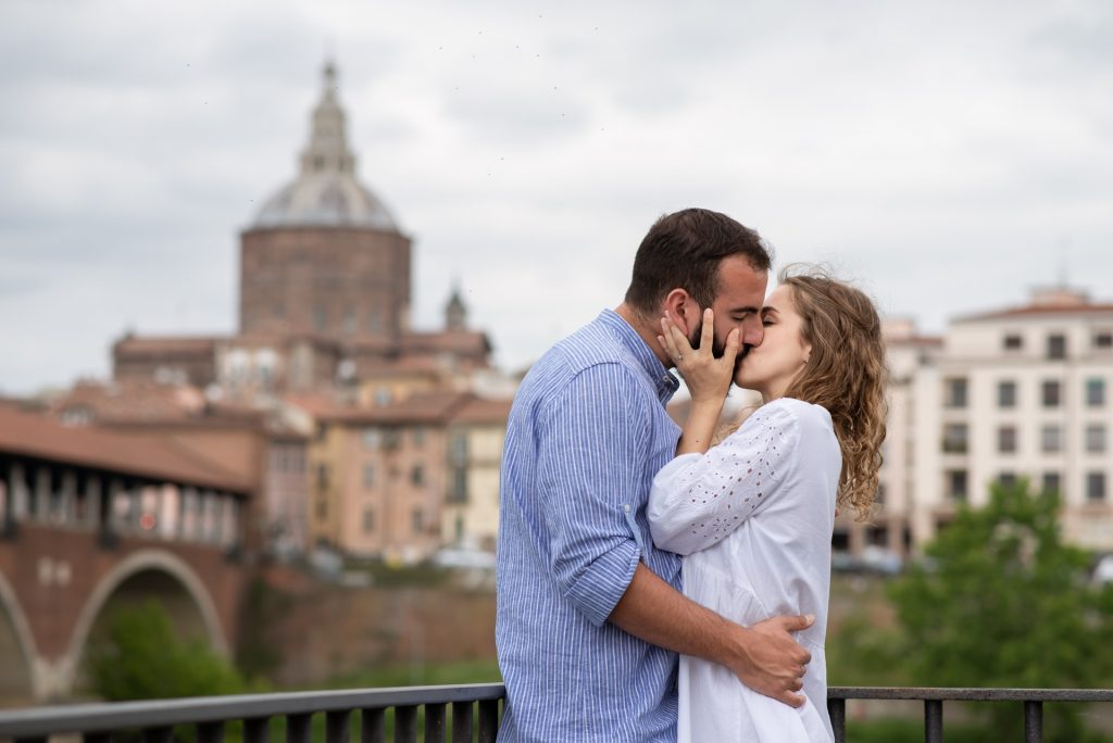 Servizio Fotografico Engagement - Simona Vigani