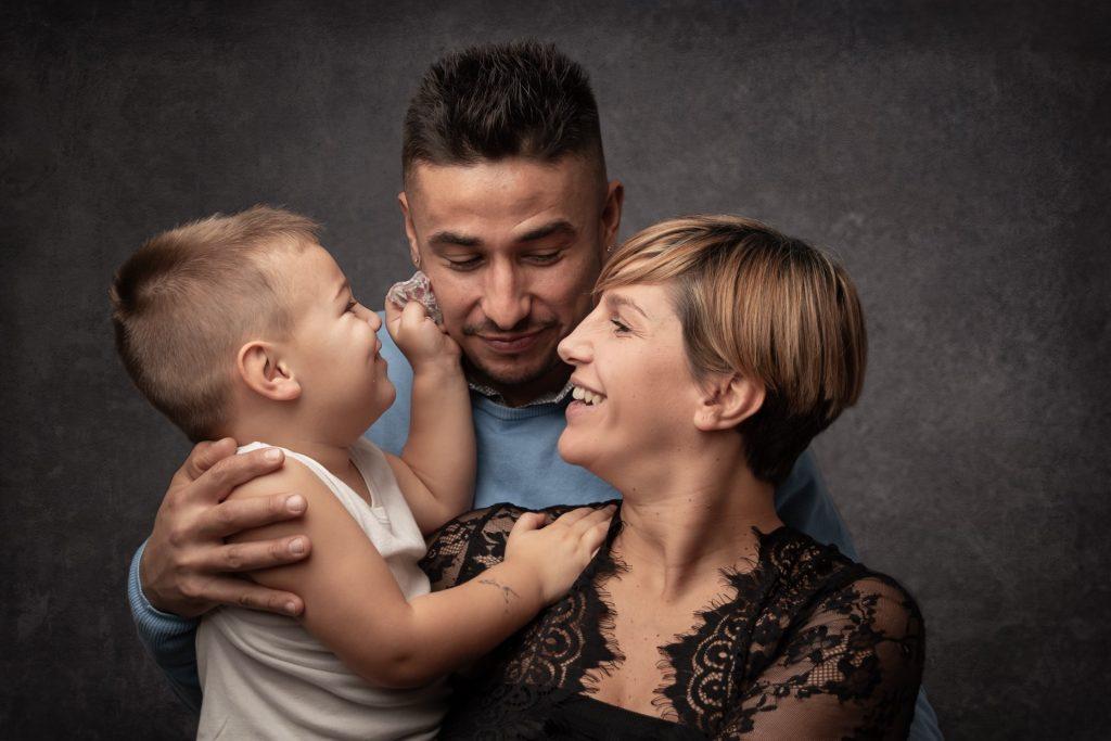 Foto di famiglia - Simona Vigani